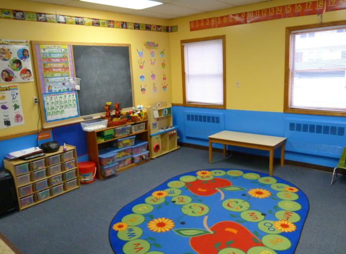 Preschool And Toddler Programs